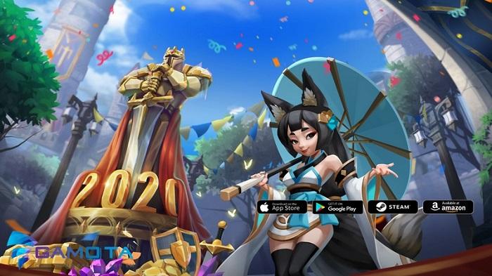 Lords Mobile cập nhật tính năng Đấu Trường Rồng cực đỉnh 0