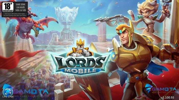 Lords Mobile cập nhật tính năng Đấu Trường Rồng cực đỉnh 2