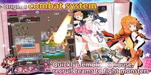 Magic Burns 9 Times – Game thẻ tướng lấy chủ đề manga anime Magical Girl