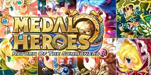 Dễ dàng điều khiển game nhập vai Medal Heroes chỉ bằng một tay