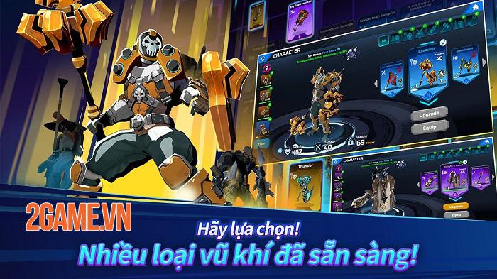 Game hành động sinh tồn OVERDOX ra mắt ngôn ngữ tiếng Việt 1