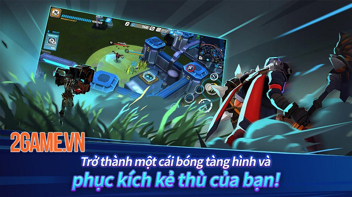 Game hành động sinh tồn OVERDOX ra mắt ngôn ngữ tiếng Việt 2