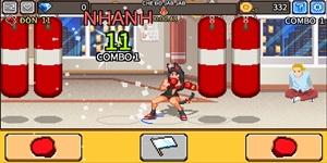 One Punch – Game đánh đấm xả stress cực kỳ thú vị trên mobile