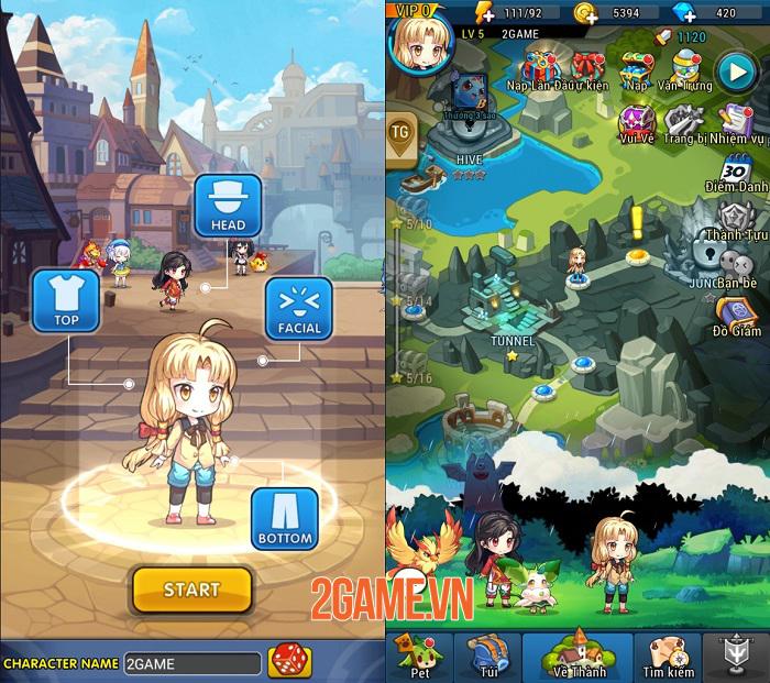 Game mobile đấu Pet siêu hấp dẫn Pet Alliance 2 trở lại với ngôn ngữ tiếng Việt 0