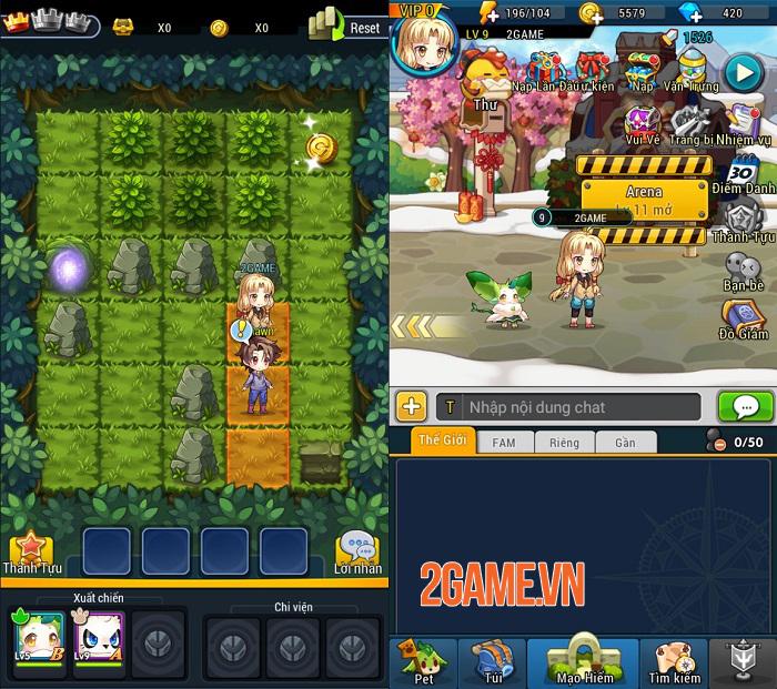 Game mobile đấu Pet siêu hấp dẫn Pet Alliance 2 trở lại với ngôn ngữ tiếng Việt 2