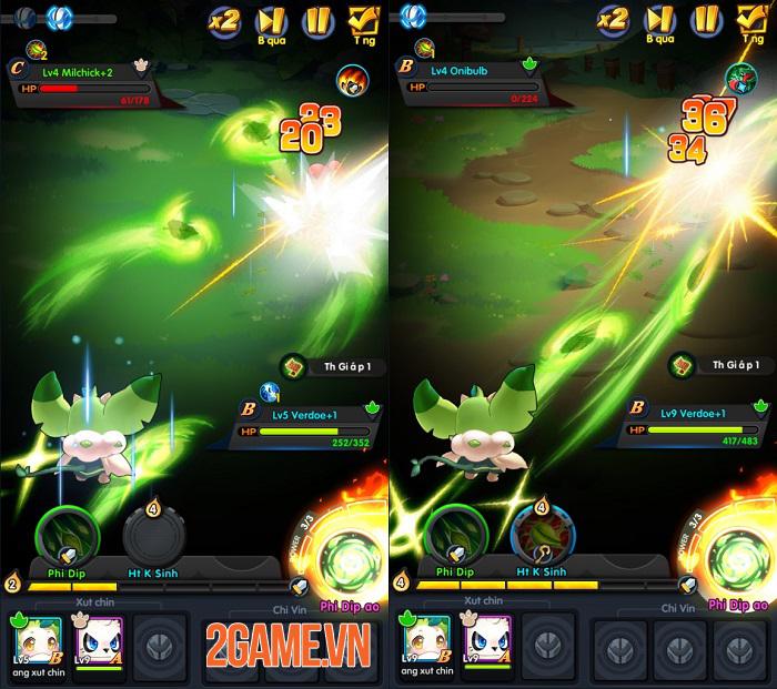 Game mobile đấu Pet siêu hấp dẫn Pet Alliance 2 trở lại với ngôn ngữ tiếng Việt 3
