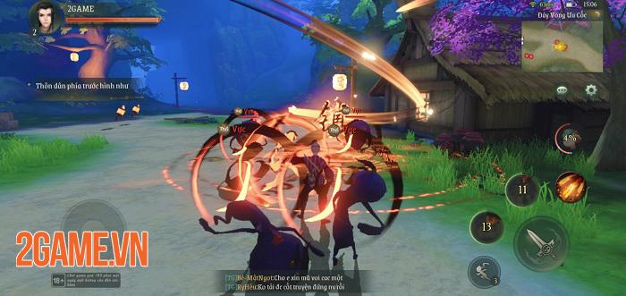 Game nhập vai Phantoms: Dạ Hành Lục đẹp và hay hết phần thiên hạ 3