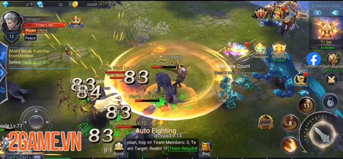 Với Rage of Gods việc cày cuốc game MMORPG 3D chưa bao giờ dễ dàng đến vậy! 0