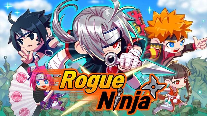 Rogue Ninja - Thế giới Ninja vui nhộn với những thử thách không giới hạn 0