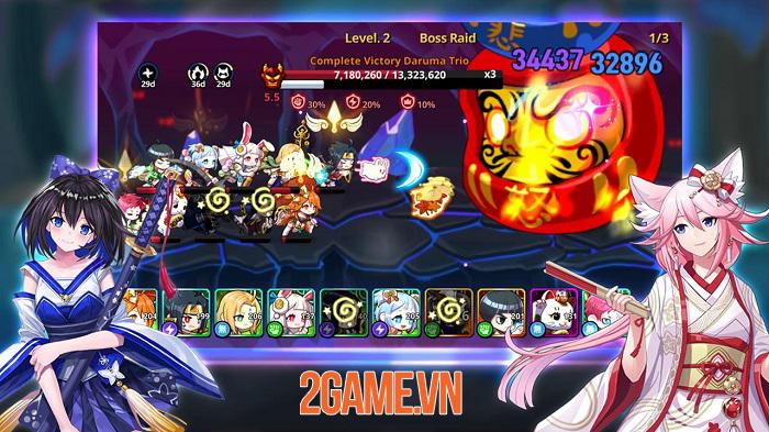 Rogue Ninja - Thế giới Ninja vui nhộn với những thử thách không giới hạn 1