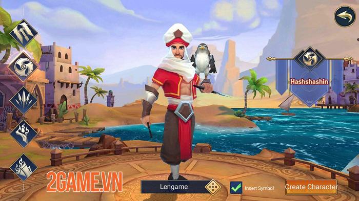 Sinbad: Great Adventures - MMORPG thế giới mở có thể tự định hình nhân vật 0