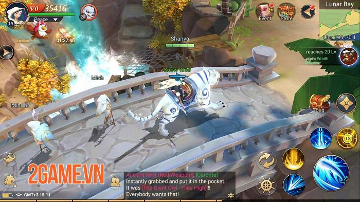 Sinbad: Great Adventures - MMORPG thế giới mở có thể tự định hình nhân vật 1