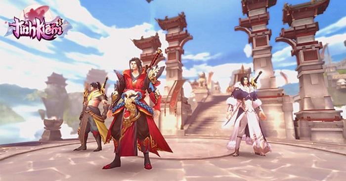 Tình Kiếm 3D là nguồn cảm hứng của game thủ Việt trong 1 năm qua 0