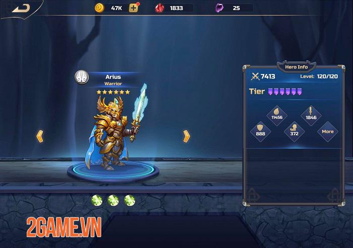 War Of Champions - Game nhập vai nhàn rỗi với những đấu trường sử thi kịch tính 1