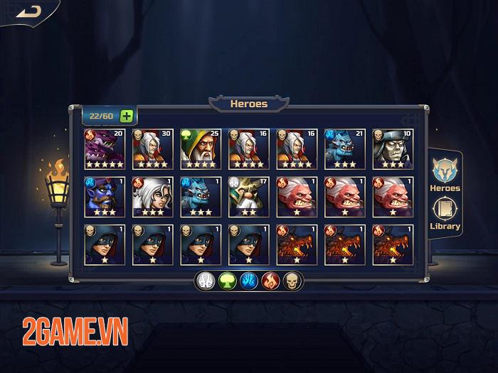 War Of Champions - Game nhập vai nhàn rỗi với những đấu trường sử thi kịch tính 2