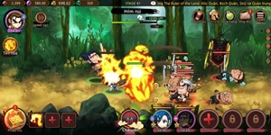 Game mobile Yulgang Rush – The Ruler of the Land đã hoàn tất khâu Việt hóa