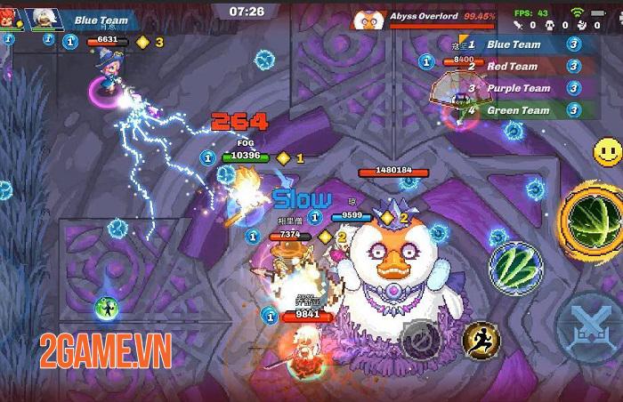 Force of Guardians được đánh giá cao khi ra mắt nhiều tính năng mới 0