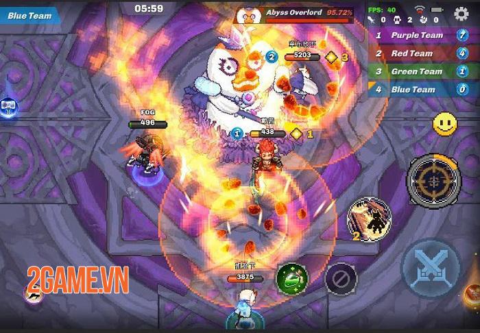 Force of Guardians được đánh giá cao khi ra mắt nhiều tính năng mới 1