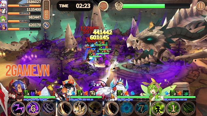 Last Valiant - Game thẻ tướng với đồ hoạ tinh tế và lối chơi cuốn hút 2