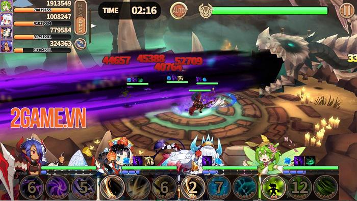 Last Valiant - Game thẻ tướng với đồ hoạ tinh tế và lối chơi cuốn hút 3