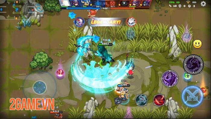 Force of Guardians được đánh giá cao khi ra mắt nhiều tính năng mới 4