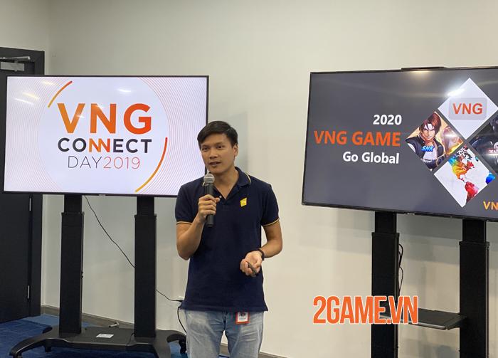 VNG định hướng phát hành game toàn cầu 2