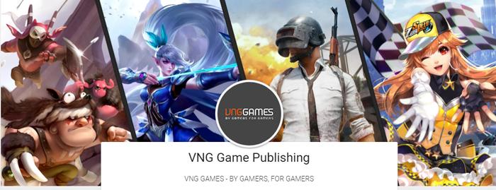 VNG định hướng phát hành game toàn cầu 1