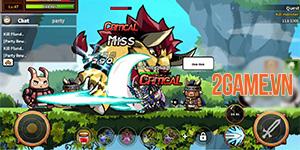 Heroes Town Online –  Game nhập vai màn hình ngang cực kute