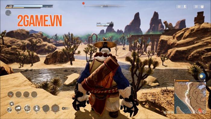 Chơi thử Hunter's Arena: Legends - Game sinh tồn cho bạn thỏa sức săn người diệt quái 0