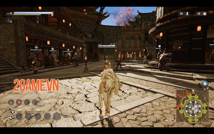 Chơi thử Hunter's Arena: Legends - Game sinh tồn cho bạn thỏa sức săn người diệt quái 3