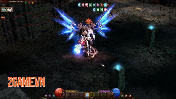 Ra mắt máy chủ MU Online cho người chơi thỏa sức đánh quái ra tiền 5