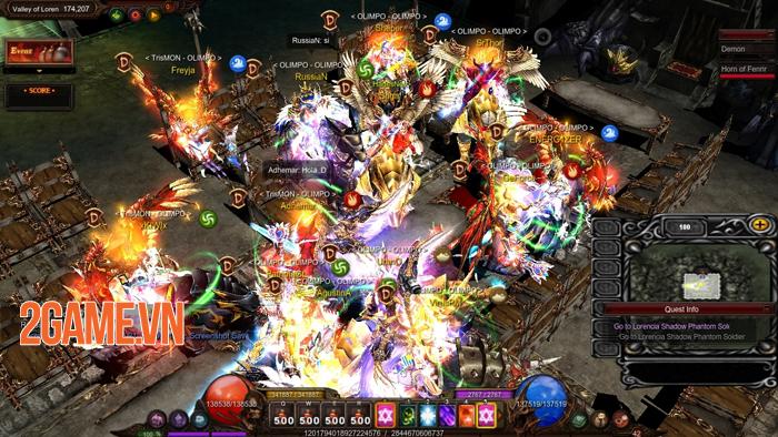 Ra mắt máy chủ MU Online cho người chơi thỏa sức đánh quái ra tiền 3