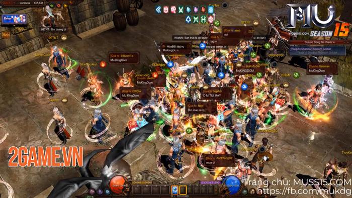Ra mắt máy chủ MU Online cho người chơi thỏa sức đánh quái ra tiền 1
