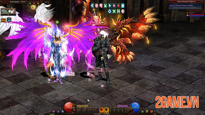 Ra mắt máy chủ MU Online cho người chơi thỏa sức đánh quái ra tiền 4