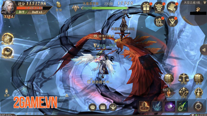 Top 9 game sử dụng nét đồ họa siêu thực cực đẹp dành riêng cho mobile 9