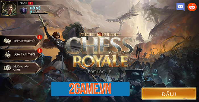 Cảm nhận Might & Magic: Chess Royale - Thi đấu 100 người nhưng kết thúc vô cùng nhanh gọn! 2