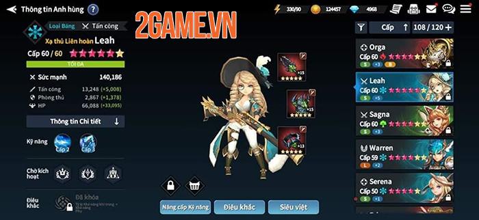 Game mobile hành động Soul Seeker R đã hỗ trợ tiếng Việt 2