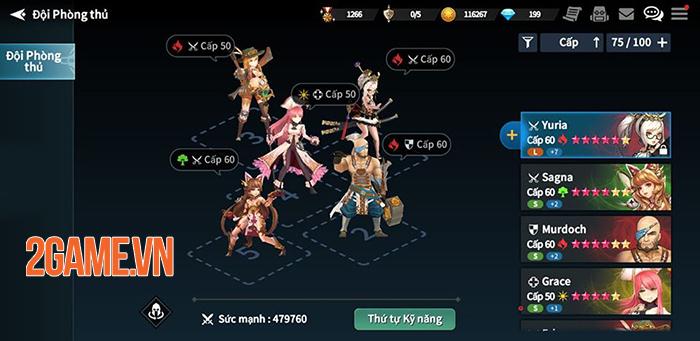 Game mobile hành động Soul Seeker R đã hỗ trợ tiếng Việt 0