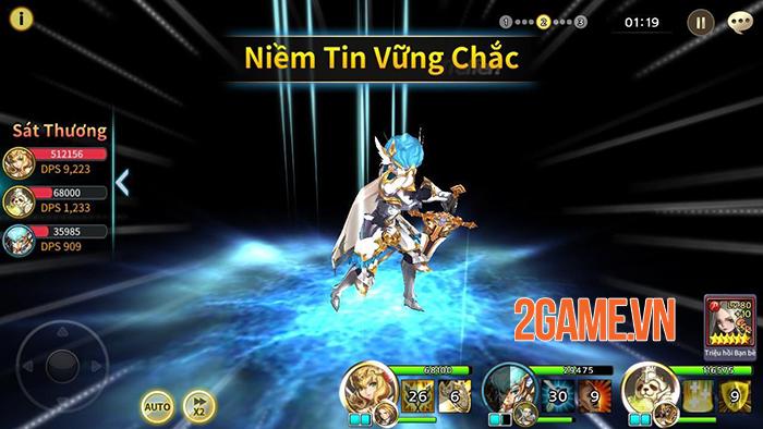 Game mobile hành động Soul Seeker R đã hỗ trợ tiếng Việt 1