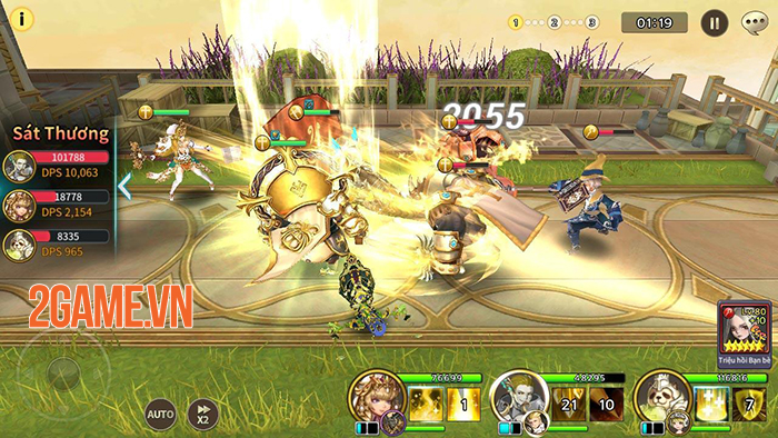 Game mobile hành động Soul Seeker R đã hỗ trợ tiếng Việt 3