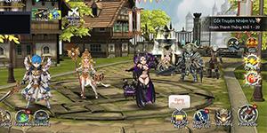 Game mobile hành động Soul Seeker R đã hỗ trợ tiếng Việt