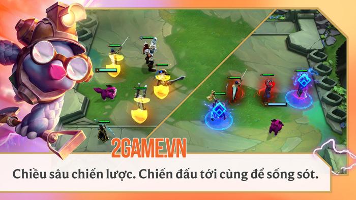 Teamfight Tactics - Đấu Trường Chân Lý Mobile sắp được VNG phát hành tại Việt Nam?! 5
