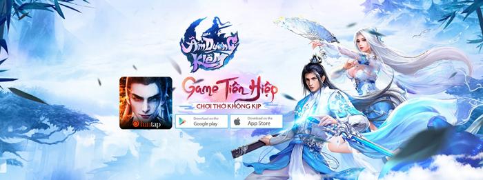 Game mới Âm Dương Kiếm Mobile cập bến Việt Nam 0
