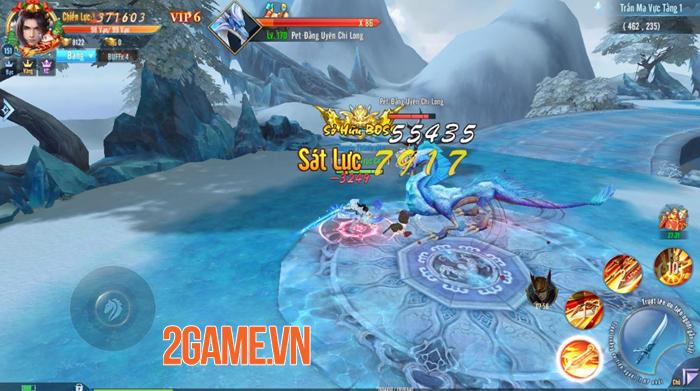 Game mới Âm Dương Kiếm Mobile cập bến Việt Nam 3