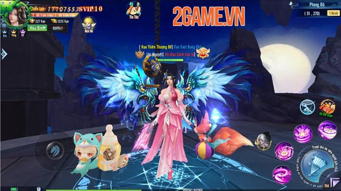 Game mới Âm Dương Kiếm Mobile cập bến Việt Nam 1