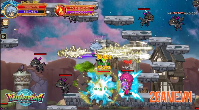 Dấu Ấn Rồng Mobile: