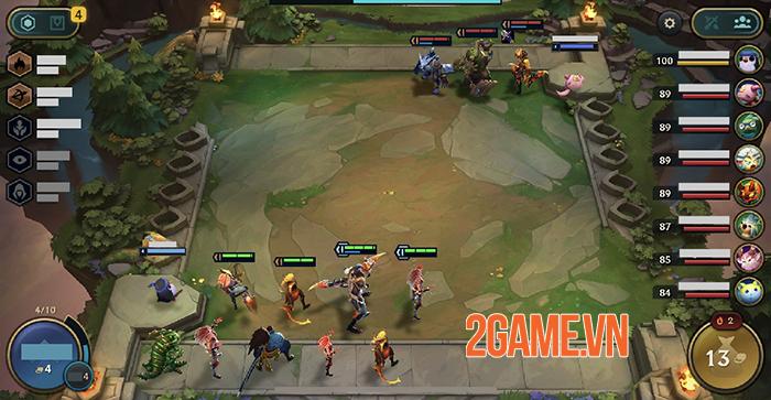 Để chơi Đấu Trường Chân Lý Mobile bạn cần có tài khoản Riot Games 4
