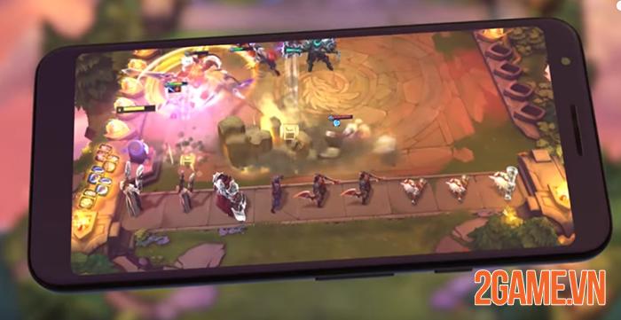Để chơi Đấu Trường Chân Lý Mobile bạn cần có tài khoản Riot Games 2