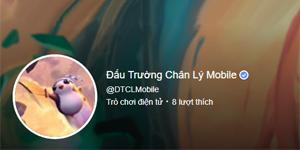 Đấu Trường Chân Lý Mobile ra mắt fanpage chính chủ