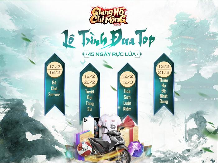 Tặng 888 giftcode game Giang Hồ Chi Mộng - Tuyệt Thế Võ Lâm 2
